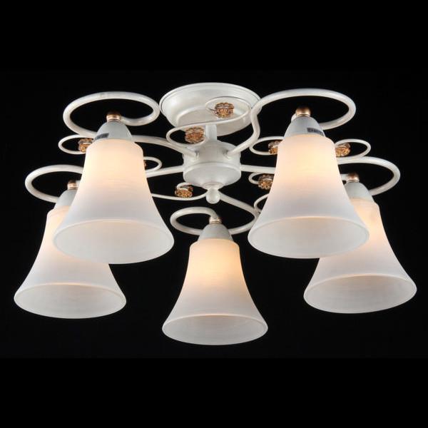 Светильник потолочный Maytoni Eurosize TOC011-05-WСветильник потолочный Maytoni Eurosize TOC011-05-W<br>