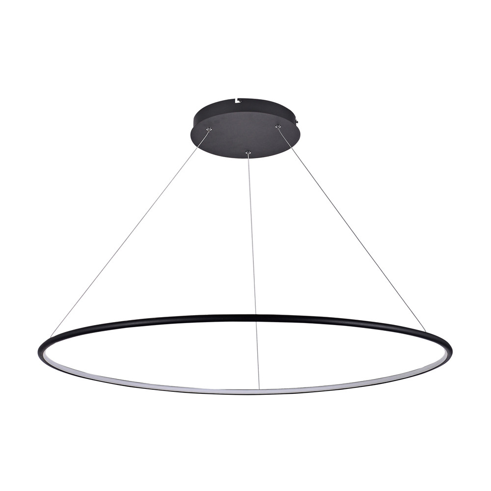 Купить Светильник (Люстра) Donolux S111024/1R 60W Black In