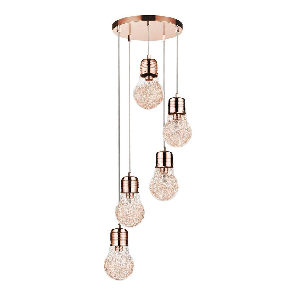 Люстра Britop Britop Bulb Copper 2820513 от svetilnik-online