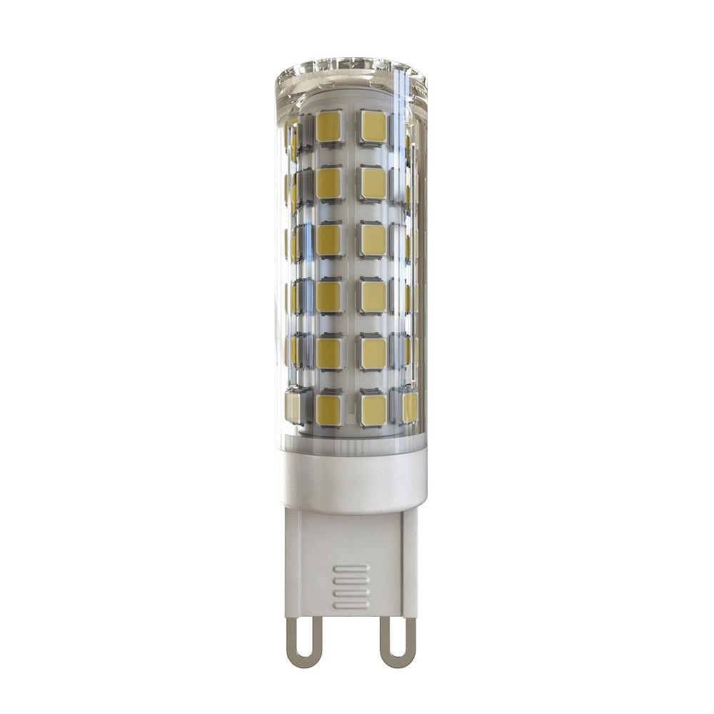 Купить Светодиодная лампа Voltega 220V G9 10W (соответствует 100 Вт) 780Lm 2800K (теплый белый) 7038