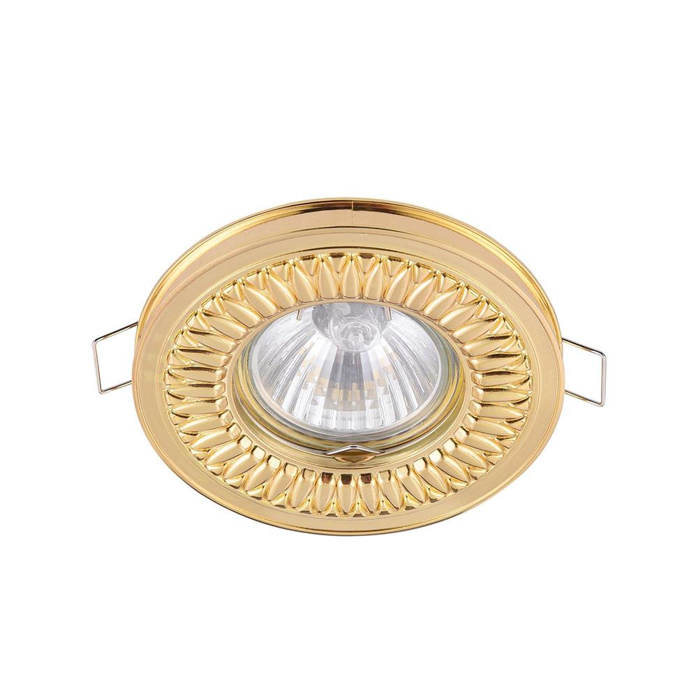 Точечный светильник Maytoni Maytoni Metal DL301-2-01-G от svetilnik-online