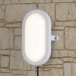 Уличный настенный светильник Elektrostandard LTB0102D 12W 4000K