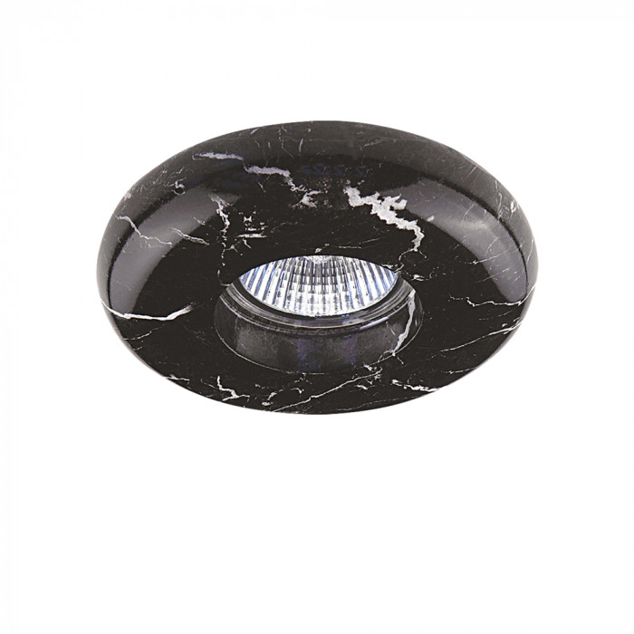 Светильник точечный Lightstar Marmara Nero 002747
