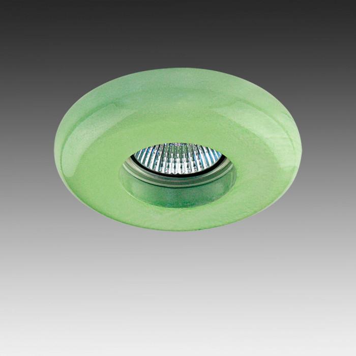 Светильник точечный Lightstar Infanta Verde 002754