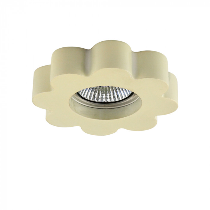 Светильник точечный Lightstar Sole Avorio 002763