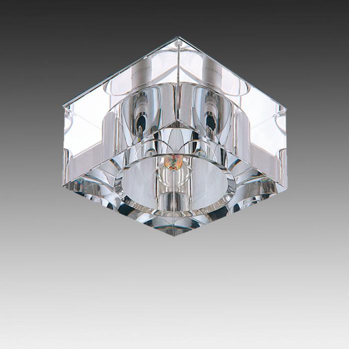 Светильник точечный Lightstar Qube Lt Cr 004050