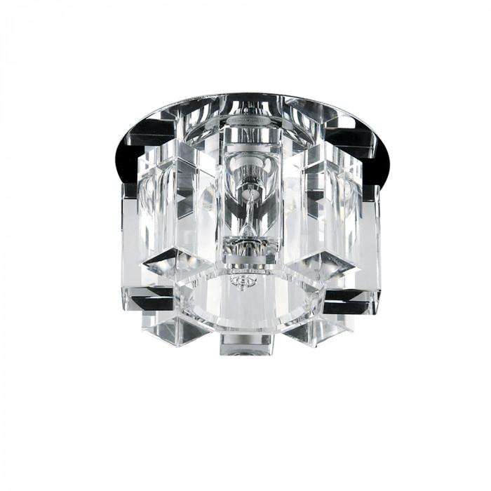 Светильник точечный Lightstar pilone Cyl Cr 004550