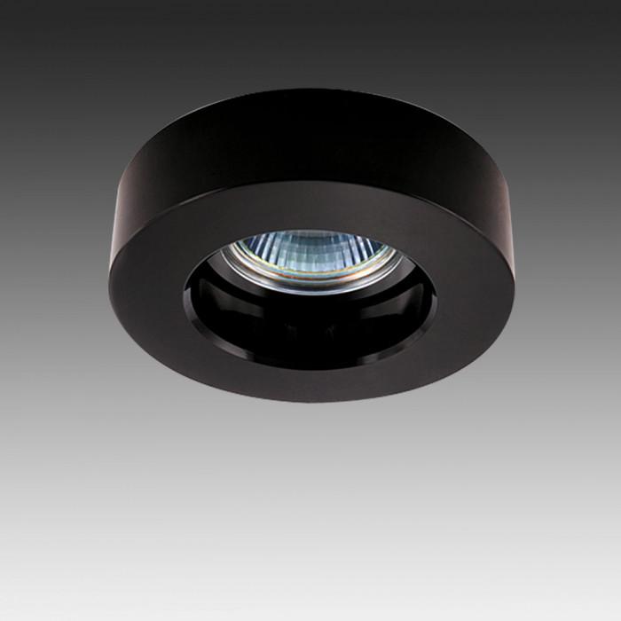 Светильник точечный Lightstar Lei Nero 006117