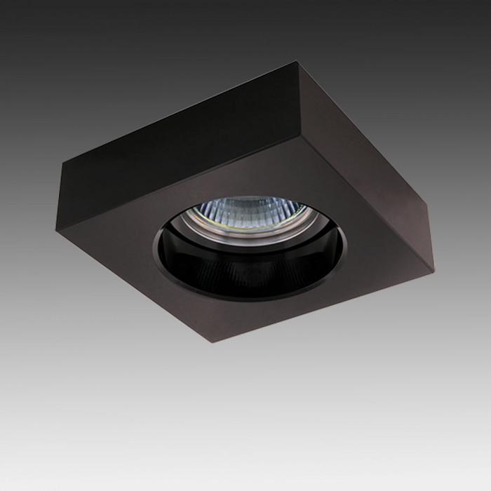 Светильник точечный Lightstar Lui Nero 006127