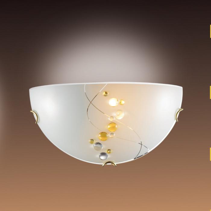Настенный светильник Sonex Barli 007