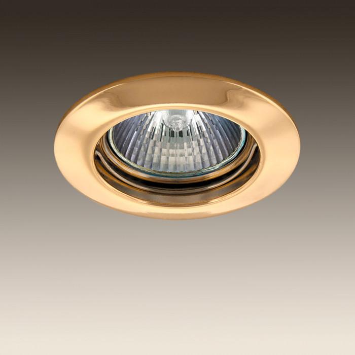 Светильник точечный Lightstar Lega Hi Fix Mr16 011012
