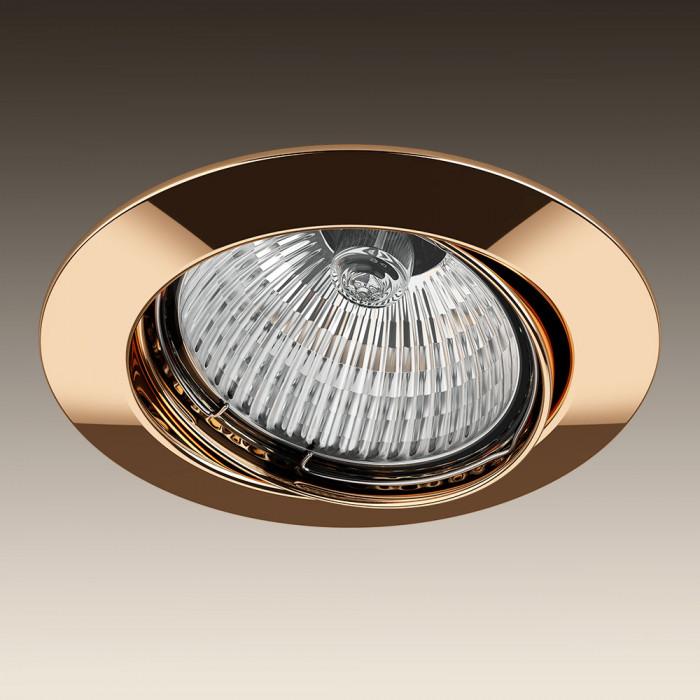 Светильник точечный Lightstar Lega Hi Adj Mr16 011022