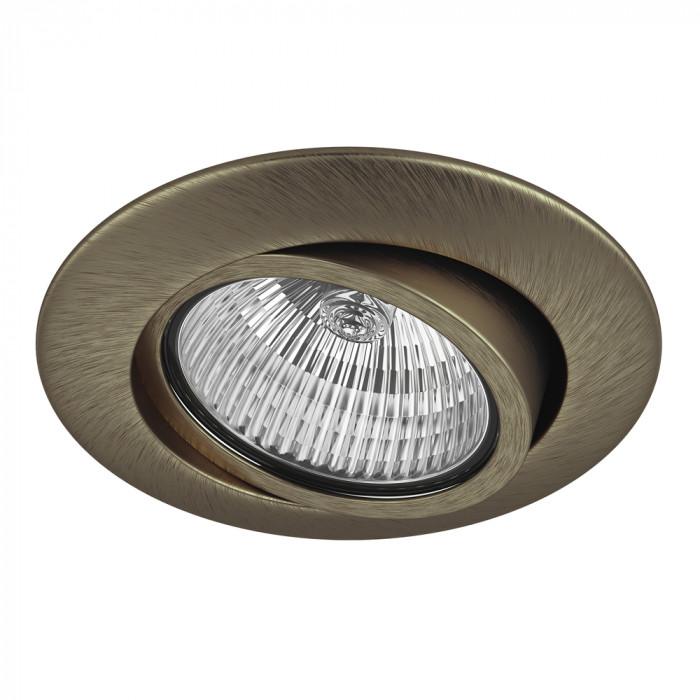 Светильник точечный Lightstar Teso Adj 011081