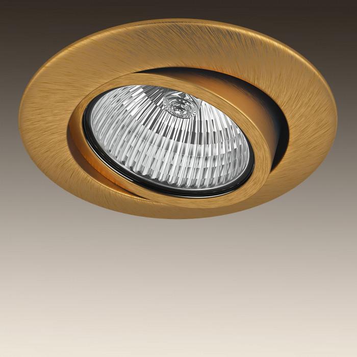 Светильник точечный Lightstar Teso Adj 011083