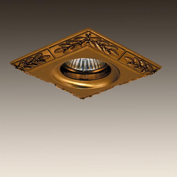 Светильник точечный Lightstar Helio Quad Lauro 011148