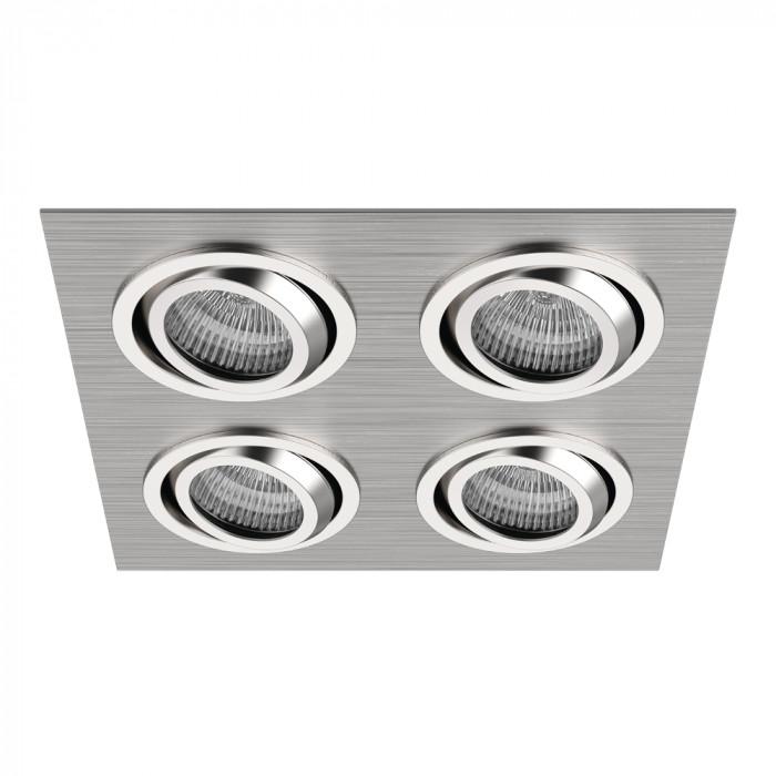 Светильник точечный Lightstar Singo X4 011604