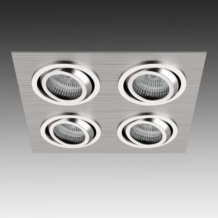 Светильник точечный Lightstar Singo X4 011604N