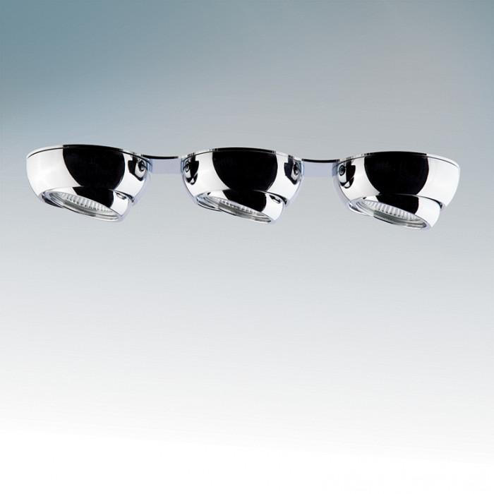 Светильник точечный Lightstar Ocula X3 011803