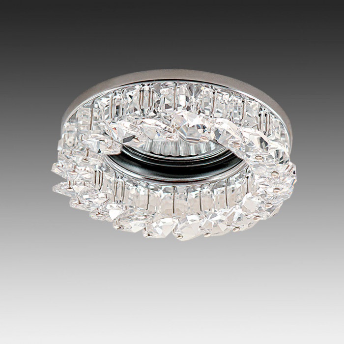 Светильник точечный Lightstar Rocco Cr Mr16 030404