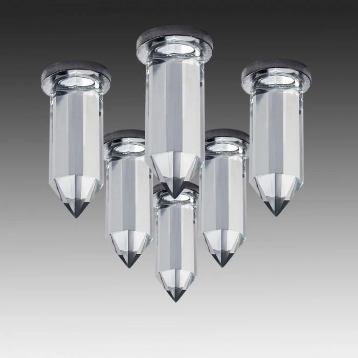 Светильник точечный Lightstar Nubella 6x 079064