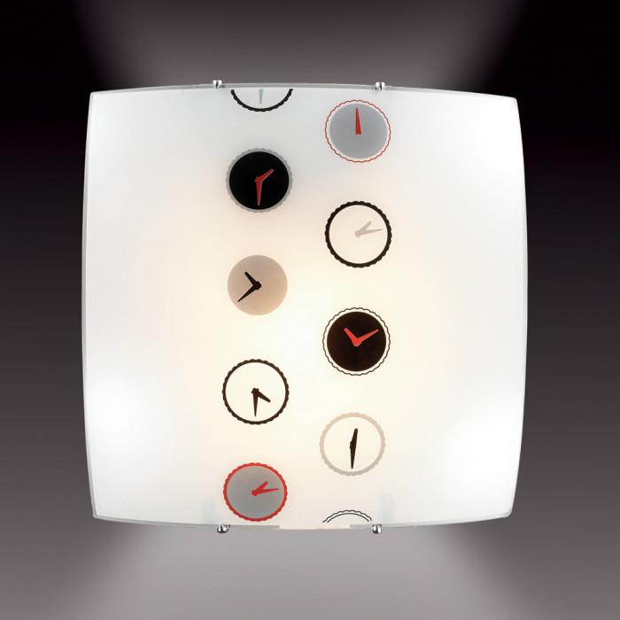 Настенный светильник Sonex Time 1236
