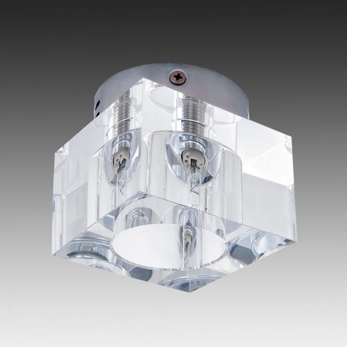 Светильник точечный Lightstar Cubo Cr 160204