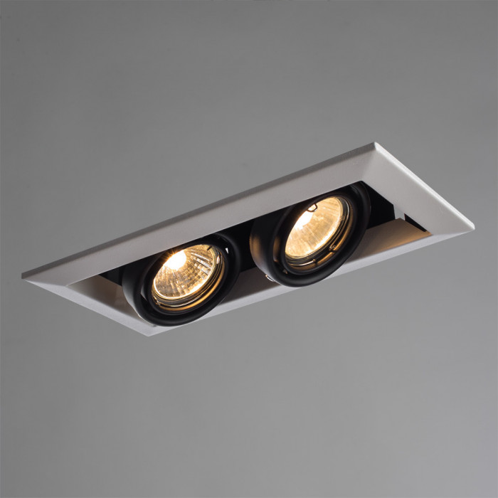 Светильник точечный Arte Technika A5941PL-2WH