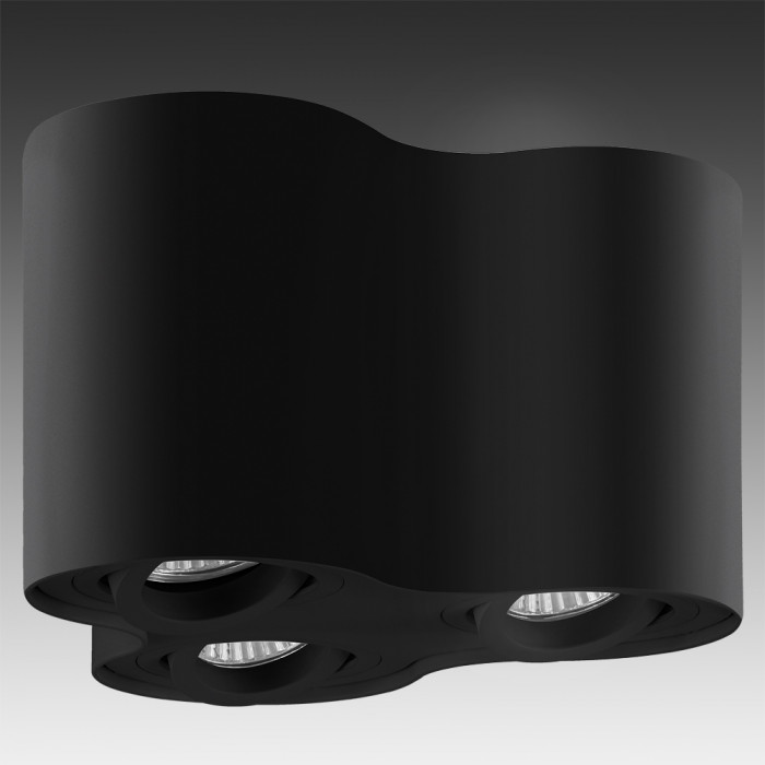 Светильник точечный Lightstar Binoco 052037