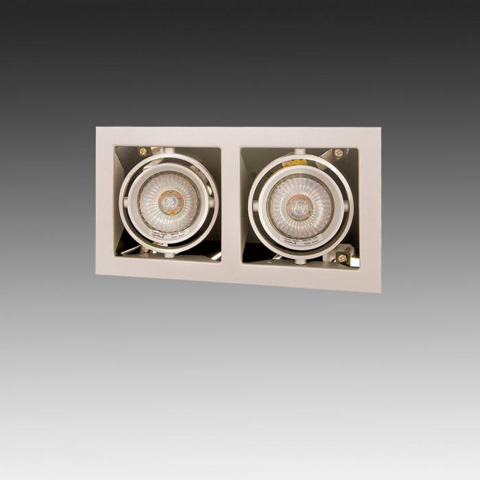 Светильник точечный Lightstar Cardano 16 x2 214027