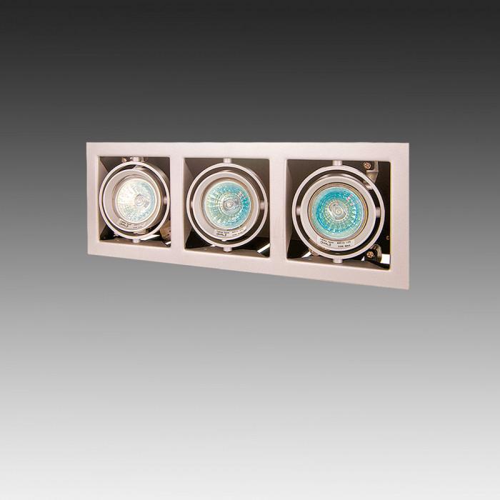 Светильник точечный Lightstar Cardano 16 x3 214037