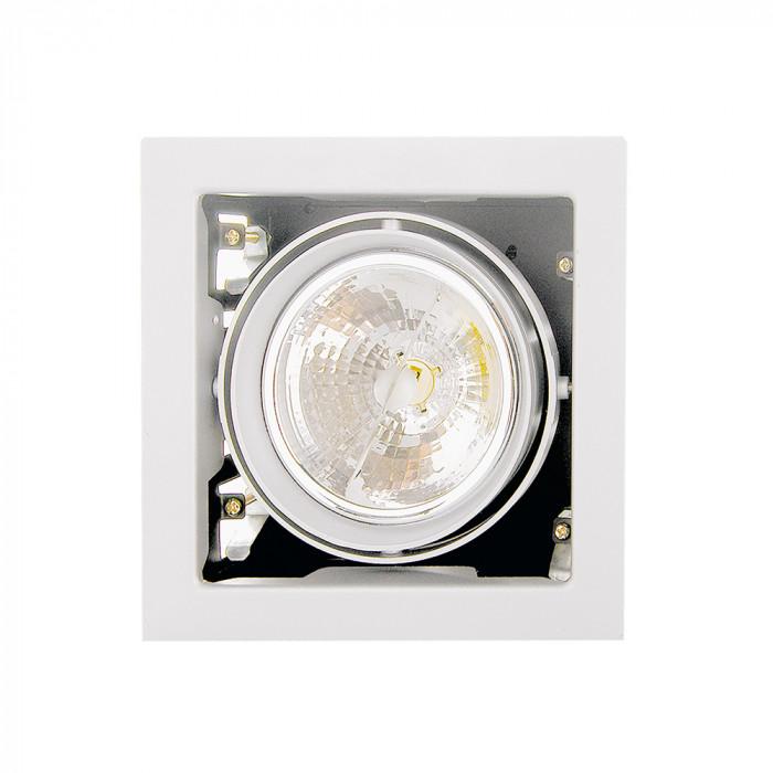 Светильник точечный Lightstar Cardano 111 x1 Bianco 214110