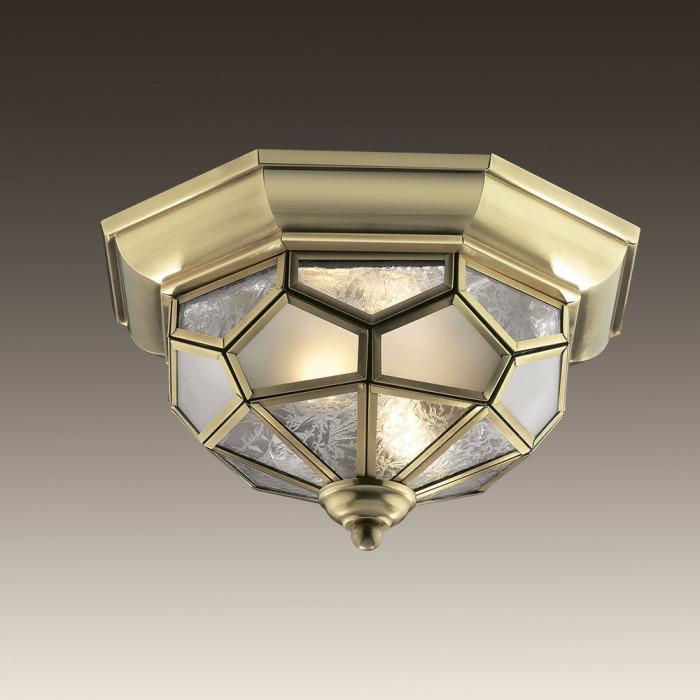 Светильник потолочный Odeon Light Clerk 2271/3C