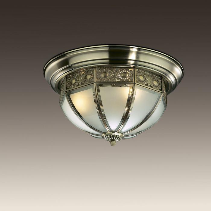 Светильник потолочный Odeon Light Valso 2344/3C