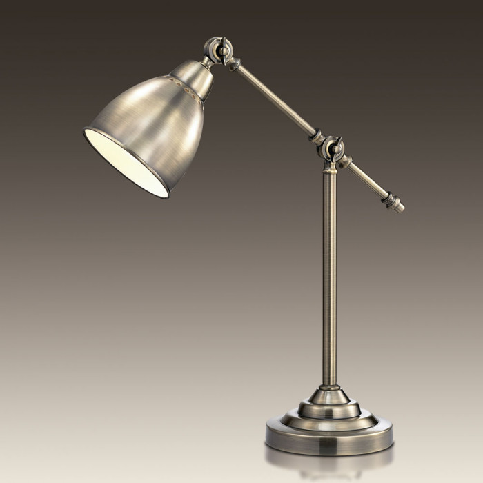 Лампа настольная Odeon Light Cruz 2412/1T
