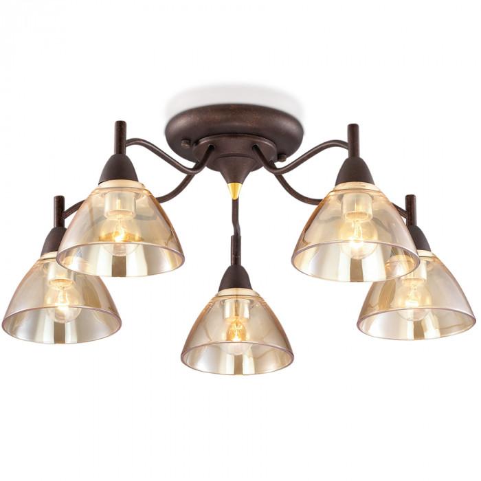 Светильник потолочный Odeon Light Treves 2625/5C