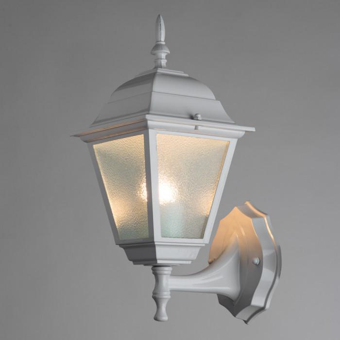Уличный настенный светильник Arte Bremen A1011AL-1WH
