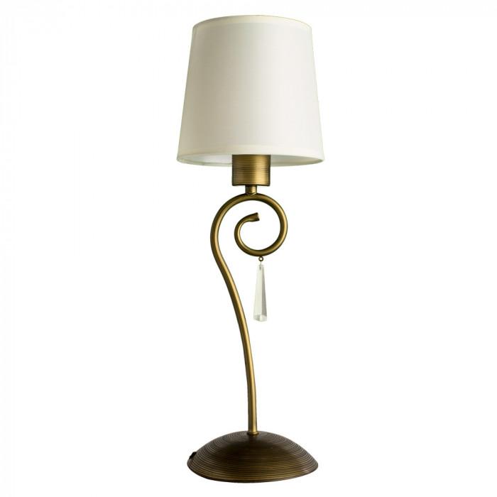 Лампа настольная Arte Carolina A9239LT-1BR