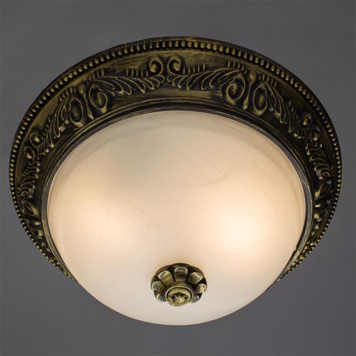Светильник потолочный Arte Piatti A8010PL-2AB