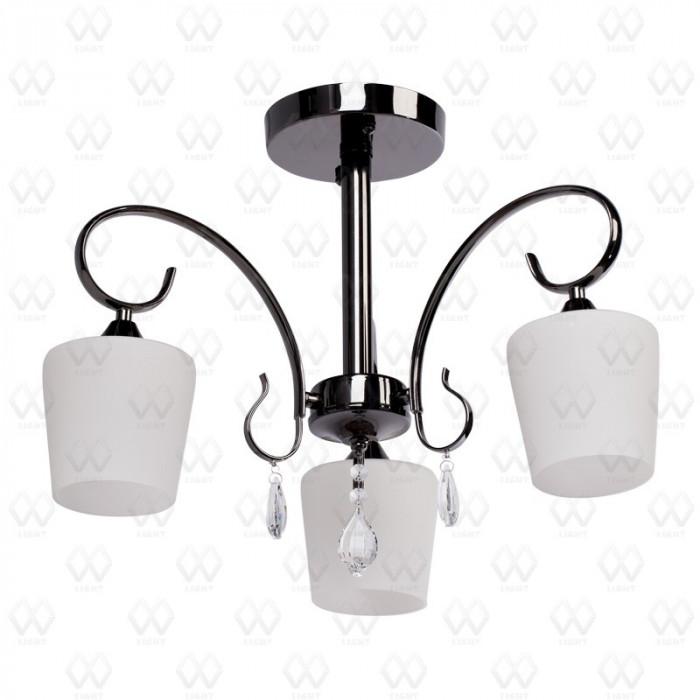 Светильник потолочный MW-Light Блеск 315011103