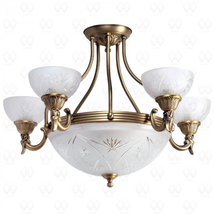 Светильник потолочный MW-Light Афродита 317013308