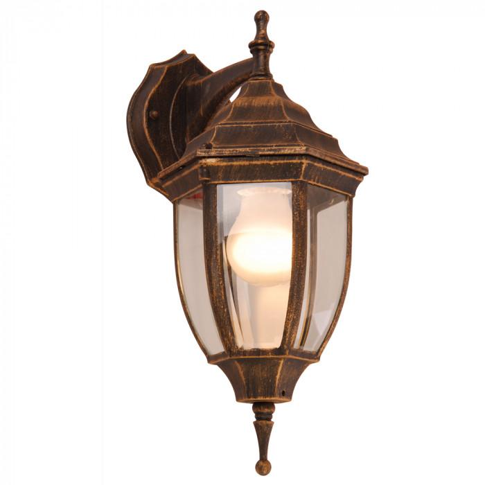 Уличный настенный светильник Globo Nyx 1 31711