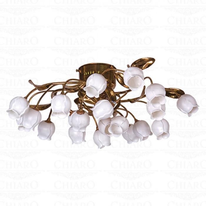 Светильник потолочный Chiaro Иоланта 321010220
