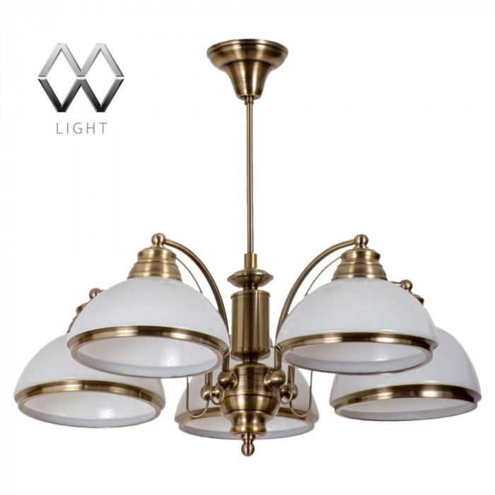 Люстра MW-Light Фелиция 347010605