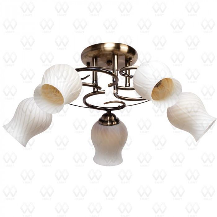 Светильник потолочный MW-Light Нежность 356014105
