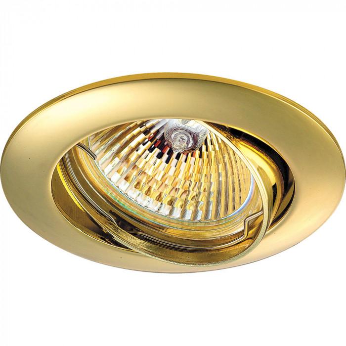 Светильник точечный Novotech Crown 369102