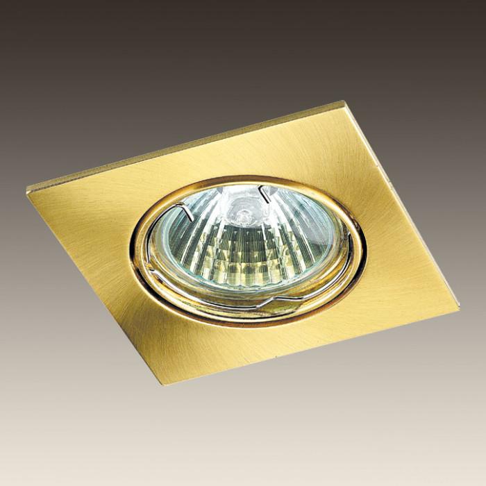 Светильник точечный Novotech Quadro 369107