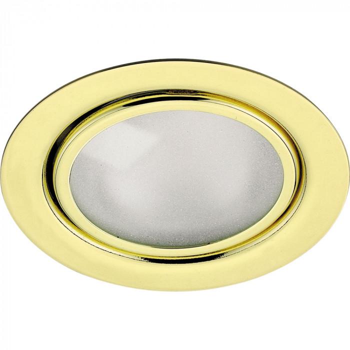 Светильник точечный Novotech Flat 369121