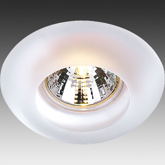 Светильник точечный Novotech Glass 369122