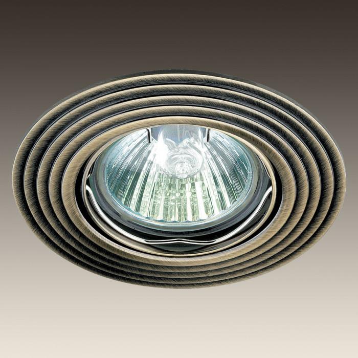 Светильник точечный Novotech Antic 369162