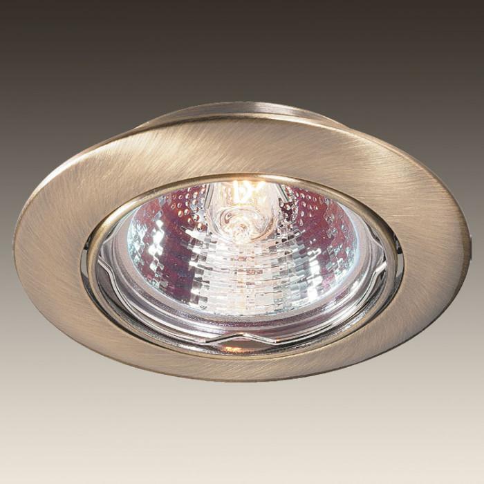 Светильник точечный Novotech Crown 369429